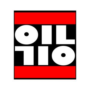 oil sticker