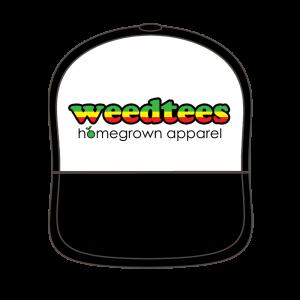 Weed Tees Logo Hat