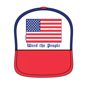 Weed the People Hat