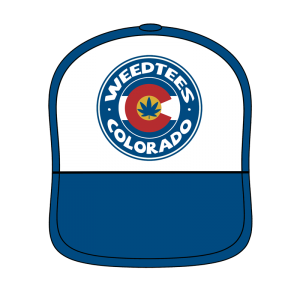 Colorado Weed Tees Hat