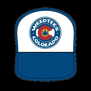 Colorado Weed Tees Hat
