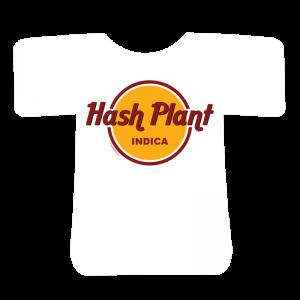 Hash Plant T-Shirt