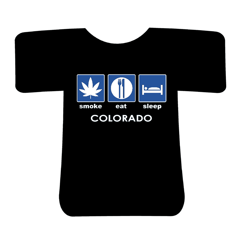 colorado smoke eat sleep