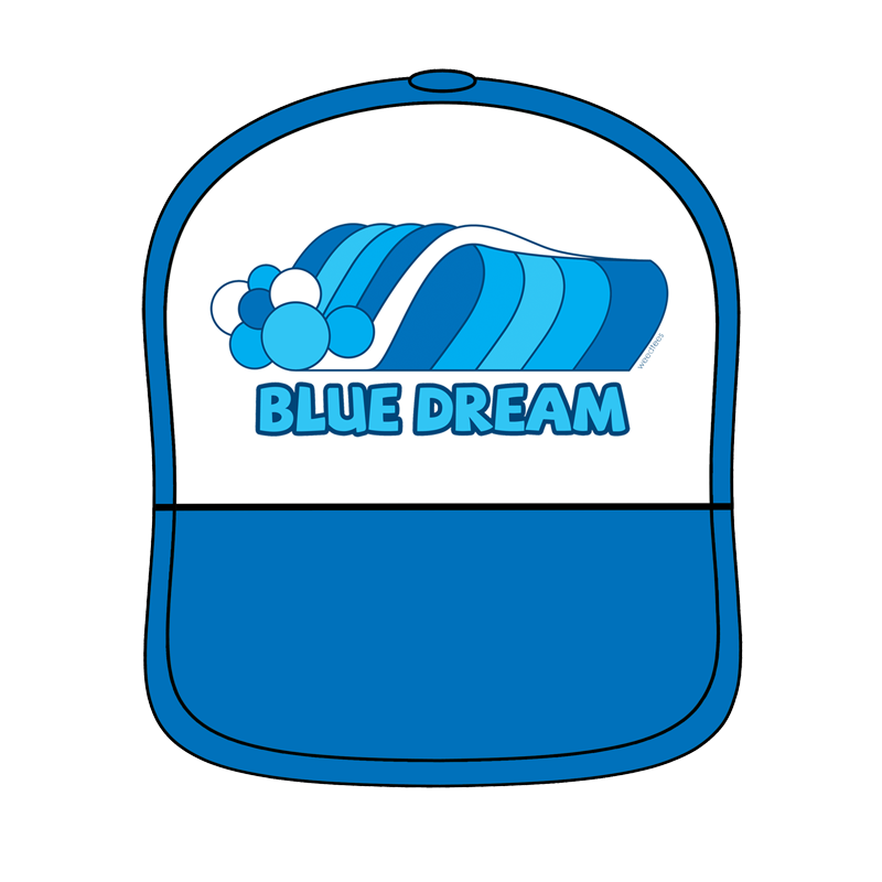Blue Dream Hat