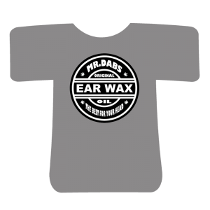 Mr. Dab's Ear Wax T-Shirt